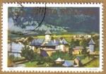 Stamps Europe - Romania -  Paisajes