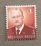 Sellos de Europa - Bélgica -  Rey Alberto