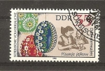 Stamps Germany -  Folklore.