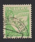 Sellos de Europa - Portugal -  Lusiadas.