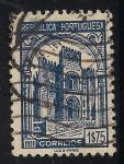 Sellos de Europa - Portugal -  Catedral de Coimbra.
