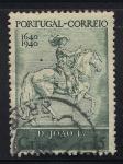 Sellos de Europa - Portugal -  Rey Juan IV de Portugal.
