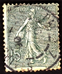 Stamps Asia - France -