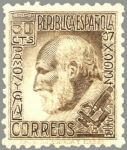Stamps Spain -  SANTIAGO RAMO Y CAJAL