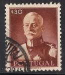 Sellos de Europa - Portugal -  António Óscar de Fragoso Carmona (Presidente)