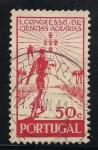 Sellos de Europa - Portugal -  Agricultor.