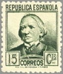 Stamps Europe - Spain -  PERSONAJES