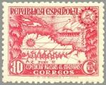 Stamps Spain -  EXPEDICION AL AMAZONAS