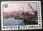 Stamps Asia - Cyprus -  Paisajes de Europa
