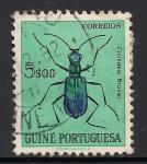 Sellos de Europa - Guinea -  Guinea Portuguesa: Insectos.