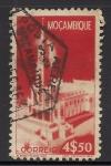 Sellos de Africa - Mozambique -  Catedral de Lourenço Marques