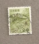 Stamps Japan -  Casa
