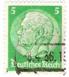 Stamps : Europe : Germany :  L1.35