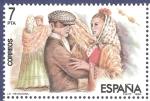Stamps Spain -  Edifil 2765 La Revoltosa 7 NUEVO