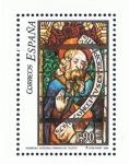 Sellos del Mundo : Europa : España : Edifil  4132  Vidrieras de la catedral de Toledo.
