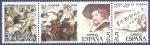 Sellos de Europa - España -  Edifil 2463 a 2465 Bloque Rubens 5/5/5 NUEVO