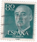 Stamps : Europe : Spain :  Franco. España