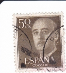 Stamps : Europe : Spain :  Franco, España