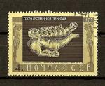 Sellos de Europa - Rusia -  Museo del Hermitage / Leningrado