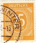 Stamps : Europe : Germany :  L2.32