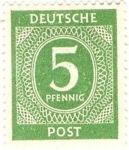 Stamps : Europe : Germany :  L2.35