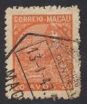 Sellos del Mundo : Asia : Macao : Buque insignia de Vasco de Gama