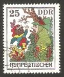 Stamps Germany -  imágenes del cuento lutin