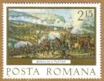 Sellos del Mundo : Europa : Rumania : Batalia de la PLEVNA