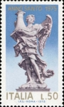 Stamps Italy -  AÑO SANTO