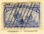 Sellos de America - Estados Unidos -  Fleet of Columbus