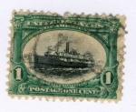 Sellos de America - Estados Unidos -  Navegacion