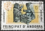 Sellos de Europa - Andorra -  Navidad