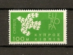 Stamps Asia - Cyprus -  Admision al Consejo de Europa