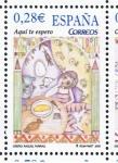 Sellos del Mundo : Europa : España : Edifil  SH 4154 B  Para los niños. Canciones y cuentos populares.