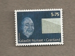 Sellos de Europa - Groenlandia -  Europa