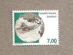 Stamps Greenland -  Mitología
