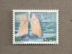 Stamps Greenland -  Ayuda contra la tuberculosis