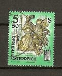 Sellos de Europa - Austria -  Abadias y Monasterios / Admont