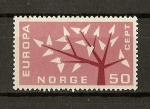 Stamps Norway -  Tema Europa