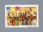 Sellos del Mundo : Europa : Rumania : Revolución Popular
