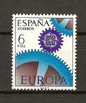 Sellos del Mundo : Europa : España : Tema Europa