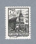 Sellos del Mundo : Europa : Rumania : Biserica Neagra