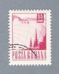 Sellos del Mundo : Europa : Rumania : Pantano