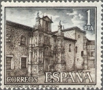 Stamps Spain -  SERIE TURISTICAS