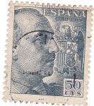 Sellos de Europa - España -  General Franco