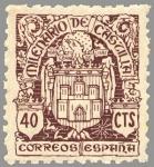 Stamps Spain -  MAR.MILENARIO DE CASTILLA