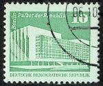Sellos de Europa - Alemania -  Edificios y monumentos