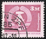Stamps : Europe : Germany :  logo