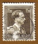 Sellos del Mundo : Europa : Bélgica : LEOPOLDO III