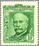 Stamps Spain -  XL ANIVERSARIO ASOCIACION DE LA PRENSA